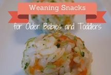 Wholefood Baby - Baby Led Weaning Recipes / Recipes and finger food ideas for baby-led weaning