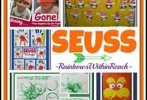 Dr Seuss Day / by Rebekah Zinser