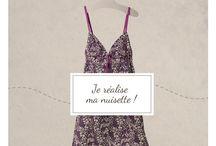 Kits couture Frou-Frou en ligne / Retrouvez les kits couture Frou-Frou sur l'e-shop Frou-Frou