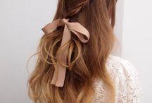 fryzury i wianki