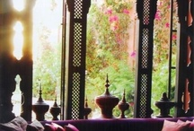 Bohemian, Moroccan and East Indian Style / Inspiration...... / by Cindy