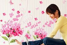♥  Hydrangeas & Hollyhocks ♥ / For the love of Hydrangeas, Peonies, and Hollyhocks