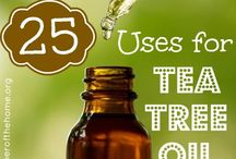 Oils / Healing with oils