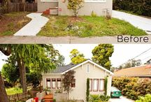 Before & After / Home Improvement