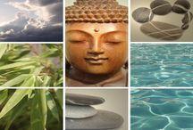 Boeddha Muurposter