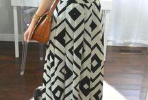 Fashion - Skirt outfits