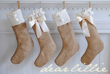 stockings / by denise