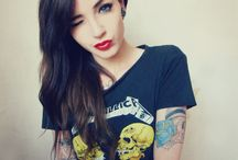 Skin and ink / tattoos and piercings