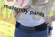 Maternity and Baby DIY