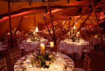 Wedding Theme - Teepee Wedding