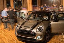The upscale new #MINI #Clubman has unexpected practicality. #GoWithYourGut - photo from miniusa