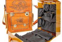 Tattoo equipment bags