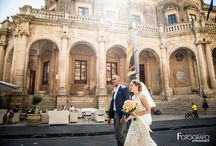 Wedding in Noto - Sicily / Lucie and Marcus' Real Wedding