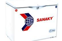 Tủ đông Sanaky / by ANY Việt Nam