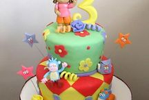 cake ideas / by Melissa Connell Hinck