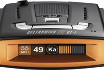 Radar detector the best alert tool