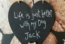 Dog Lover Gifts Personalized / A board for all you animal lovers out there. Feel free to add some of your designs.