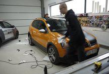 VW Polo / Upiększanie polówki