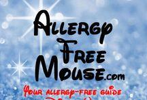 Allergy Free Disney / Allergy free dining at Disney!