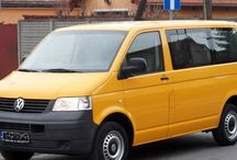 Flota / Galeria Minibus Volkswagen Caravelle