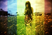 Analogue love <3 / Lomo, Polaroid and all about film photography / by Chiara Mauriello