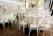 White wedding by Atmosfera Decor / Wedding decoration, Moscow.  http://www.atmosferadecor.com/