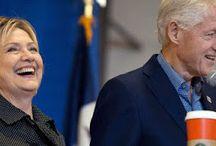 Η Χίλαρι Κλίντον θα αναθέσει στον σύζυγό της να «αναζωογονήσει την οικονομία» εάν εκλεγεί..