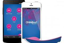 OhMiBod / Masażer sterowany aplikacją