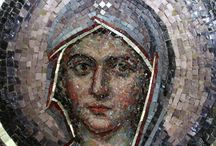 Madonna mosaici