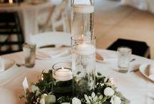 wedding centre pieces