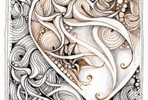 Art - Zentangles / by Jacq Ryder
