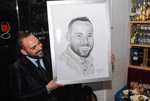 Oscar Di Mauro Art / Realizzo ritratti a matita e/o carboncino. Il mio obiettivo è diventare un artista iperrealista.
