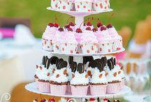 kekler ve pastalar