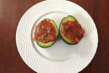 Avocado / Simple ways to enjoy my favorite fatty fruit!