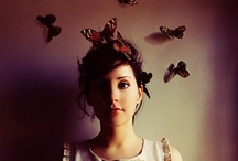 Butterflies are free! / by Annie Frank