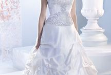 clothes/wedding dresses / by Bre