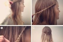 hair / fun hair to try out someday!