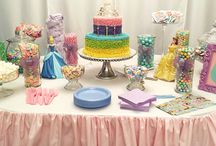 Princess Tea Party Ideas / by Melanie @ Mommy Mentionables | Ivy Rose Photography