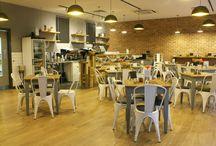 Canterbury College Café