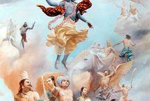 Krishna Art - pictures & paintings