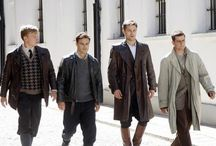 Czas honoru ( Days of honour) / (Polish serial about brave young people who fighted  with nazism and the red army during The Second World War