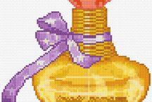 Perfume stitches
