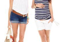 Maternity fashion / how to rock the bump! / by Tiffany Davis