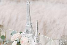 Parisian Pastel Tea Party