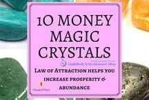 Crystals for Wealth