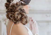 TALISMAN collection / Makeup&hair for brides by Websalon Wedding Photo by Liliya Fadeeva