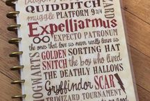 Harry Potter stuff