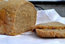 Mis recetas de pan