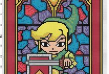 Perler Stained Glass