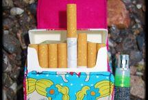 Zigarettenhülle